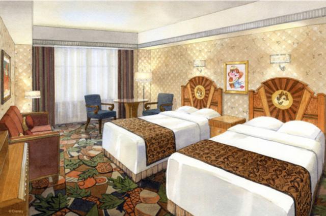 [Tokyo Disney Resort] Guide des Hôtels - Page 4 891921w162