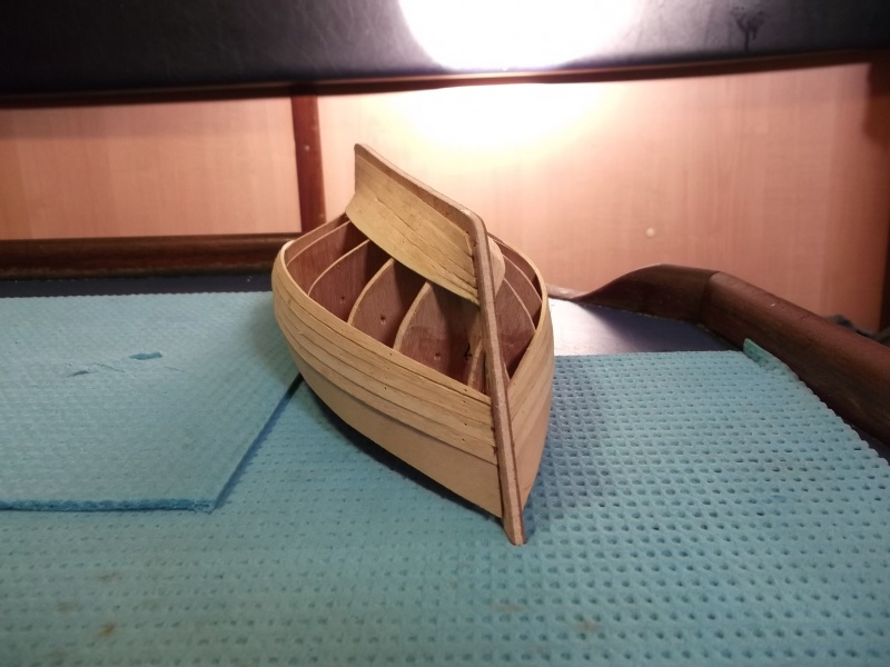 la Marie-jeanne de billing boats au 1/50 - Page 2 892418DSCF4931