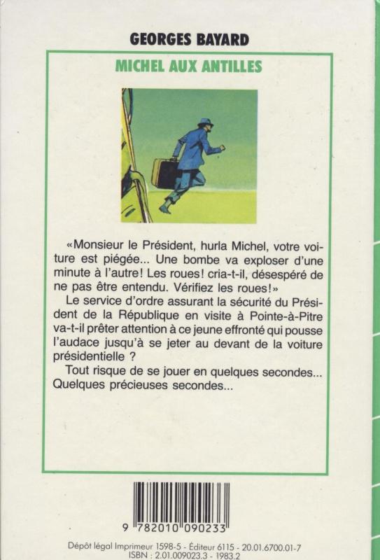 Michel Aux Antilles 892605004
