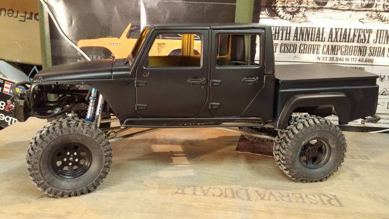 Jeep JK BRUTE Double Cab à la refonte! - Page 2 89285120141027175939