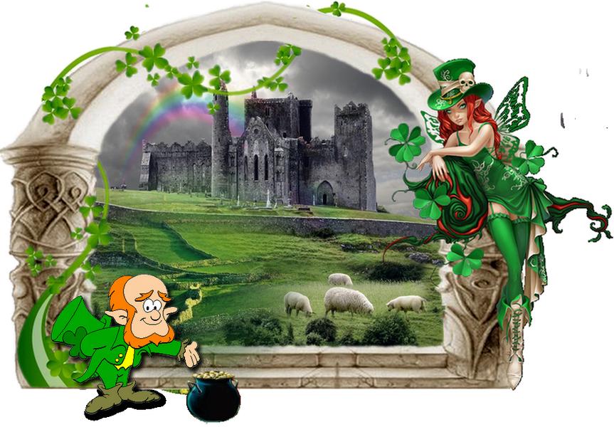 Duel Wala contre Napo = ballade irlandaise 893397macratNapoDfiWalanonsigne