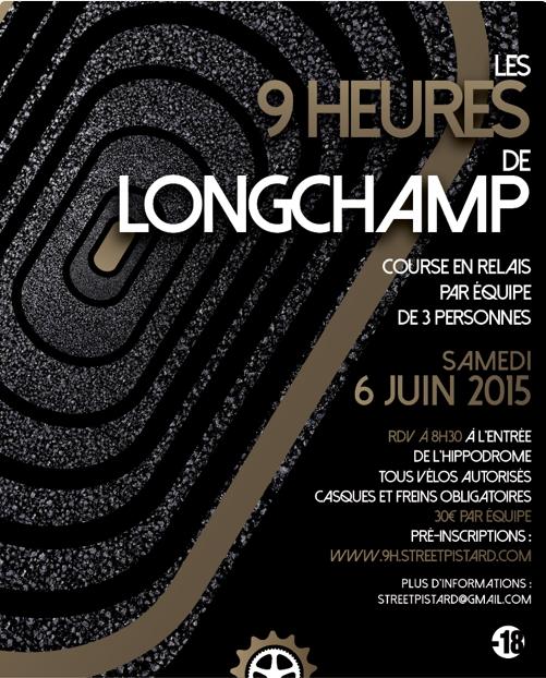 L'équipe réserve de VV A GOGO participera au 9 heures de Longchamp 893747Capturedcran20150519203256