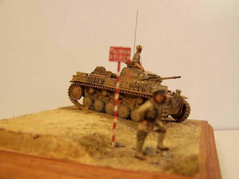 Panzer 2 aus F  Cyrénaique 1941 8943201005388