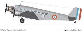 JU 52 Toucan Italeri 1/72e 894884Toucan