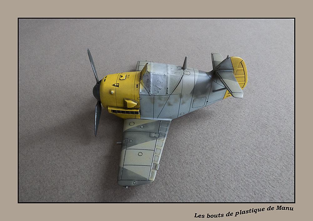 tiger - Bf 109 Tiger Model egg plane-FINI ! - Page 2 8950284741