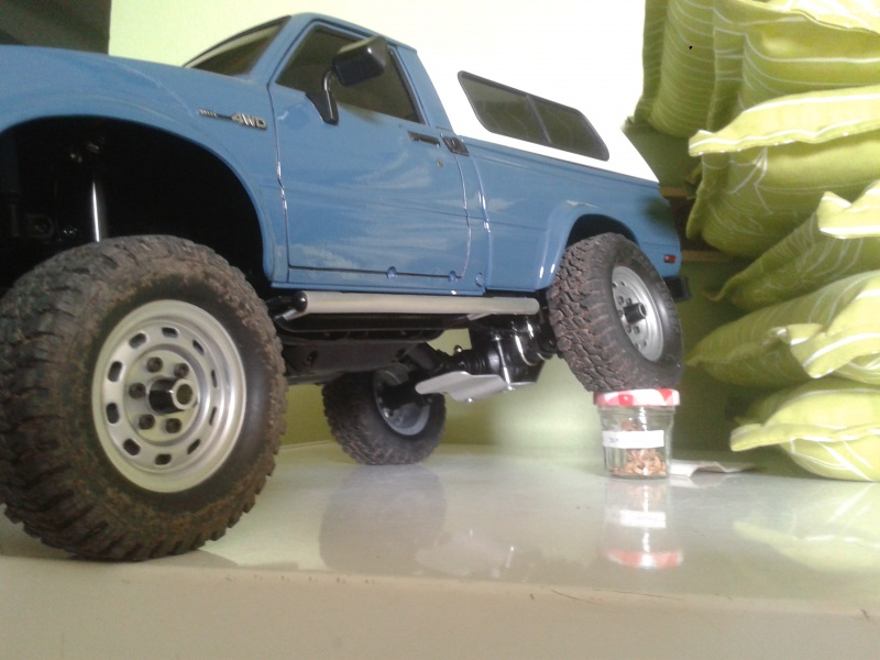 L'Hilux a Lolo57 sur Chassis G-made - Page 3 89509820150603182818