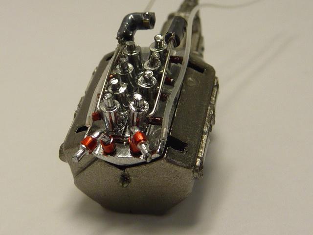 #52 : corvette 57 gasser [TERMINEE] 895139011
