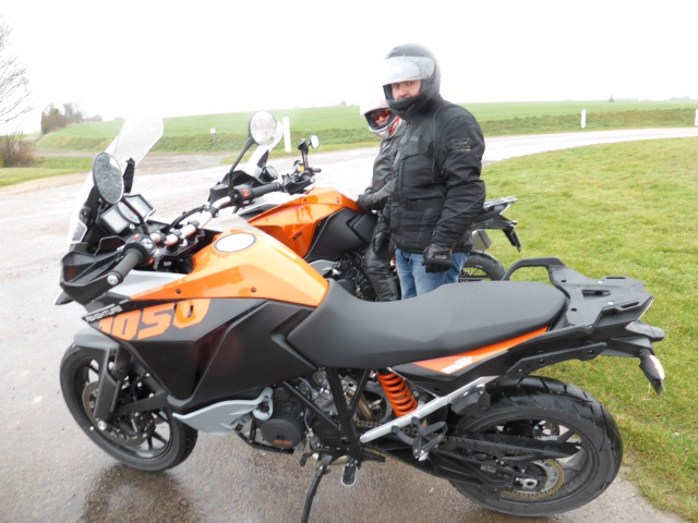 Orange day's 2015 : essai 1050 adventure  895398P1000870
