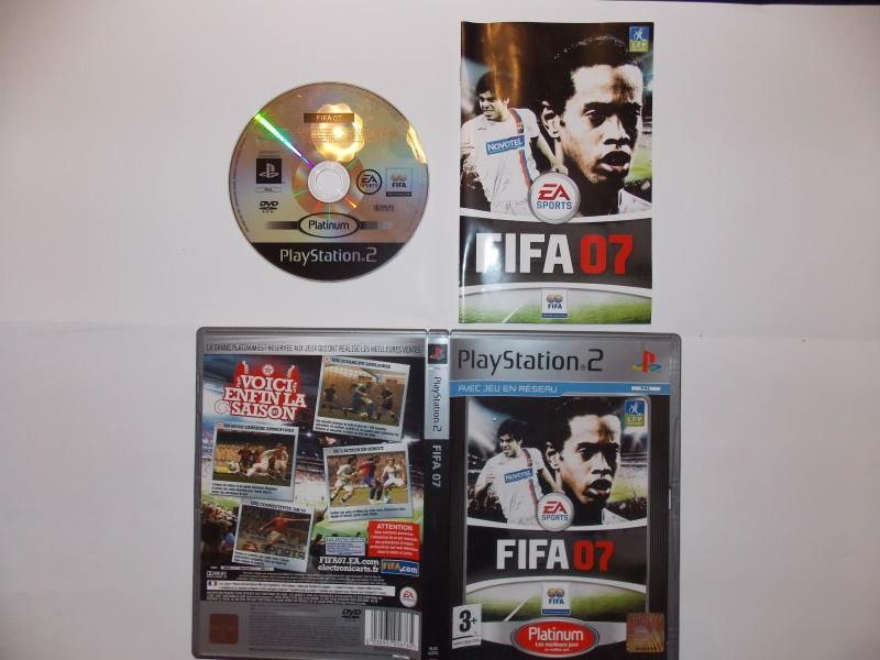 Fifa 07 895471Playstation2Fifa07plat