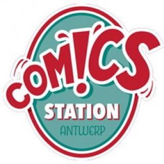 [Belgique] Comics Station Antwerp (printemps 2017) 895908w125