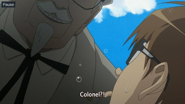 [2.0] Caméos et clins d'oeil dans les anime et mangas!  - Page 6 895963DeadFishGinnoSaji04720pAACmp4snapshot053920130804155805
