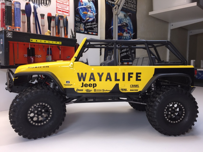 WAYALIFE Rubicon Jeep 896356IMG0070