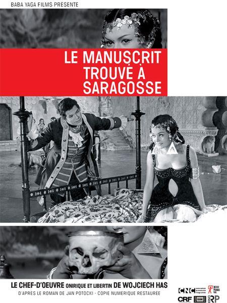 Cinéma...Cinémaaaaaaaaaa ! - Page 27 896867ManuscrittrouvSaragosseAffiche02