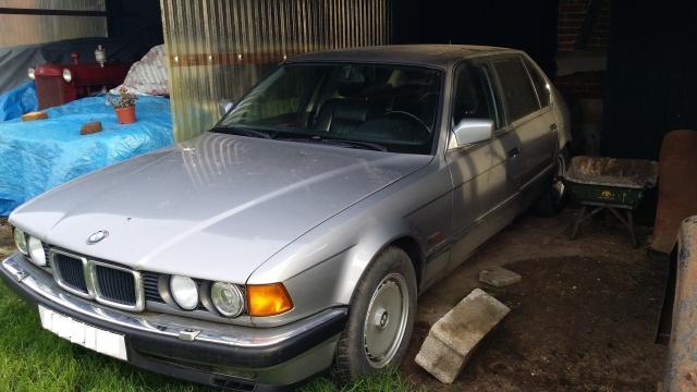 BMW 750 IAL E32 896949762