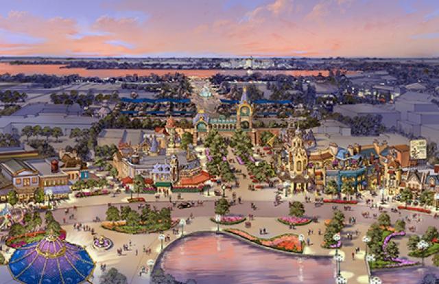 [Shanghai Disneyland] MICKEY AVENUE 89712183sd