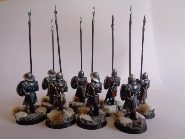 [Conversion] Figurines SdA ==> GoT : armée Stark 897131DSC00727
