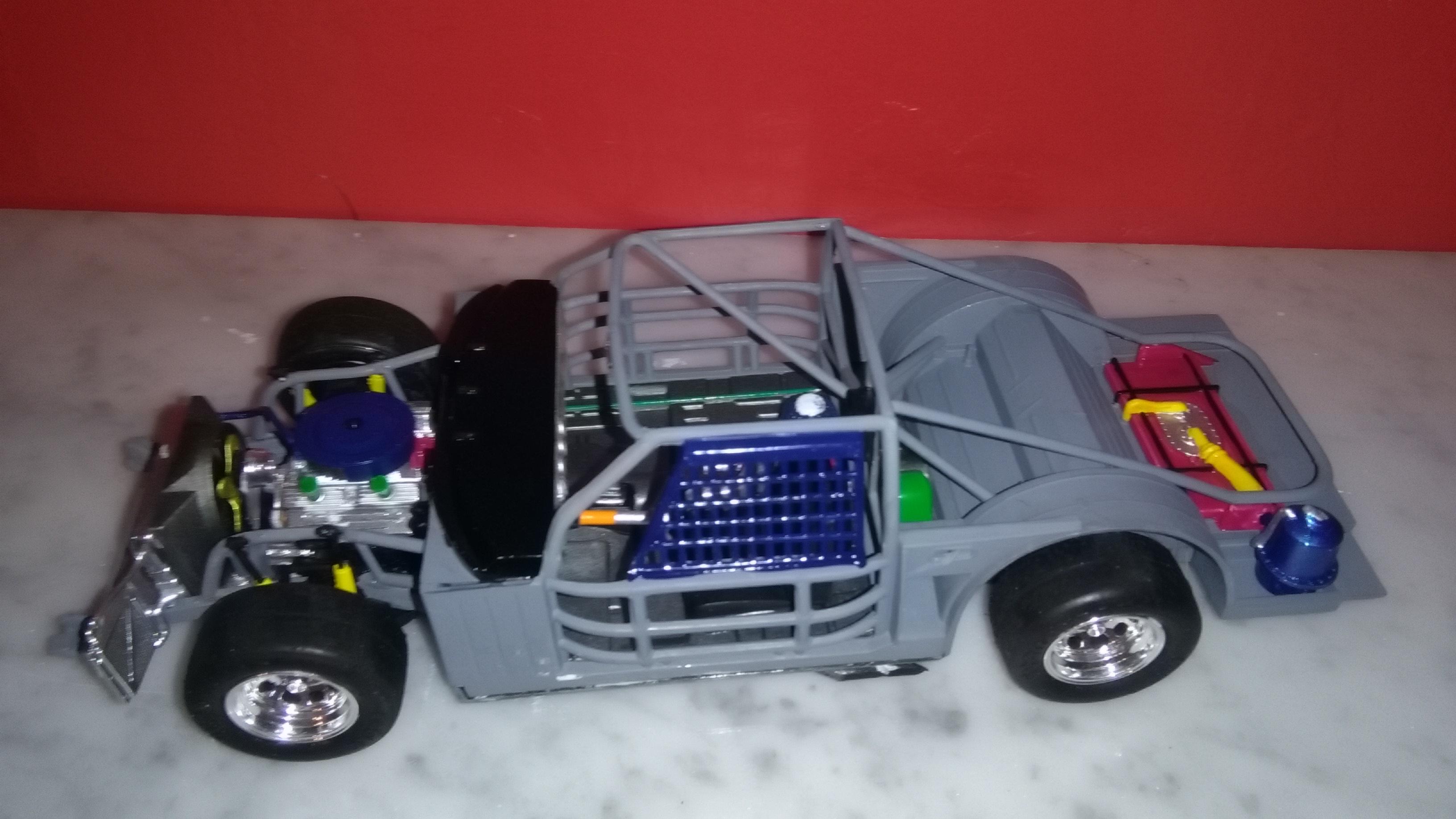 Chevy Monte-Carlo 1983 #11 Darrell Waltrip Pepsi  897480IMG20170422213541