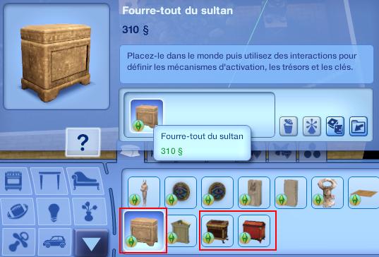 """[Débutant] Add-on """"Destination Aventure"""": Programmer quelques pièges pour une chasse aux trésors 898371Fourretoutsultan"""