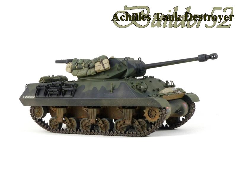 Achilles Tank Destroyer - Academy-Italeri + RB Model + set Blast 1/35 899174P1040504