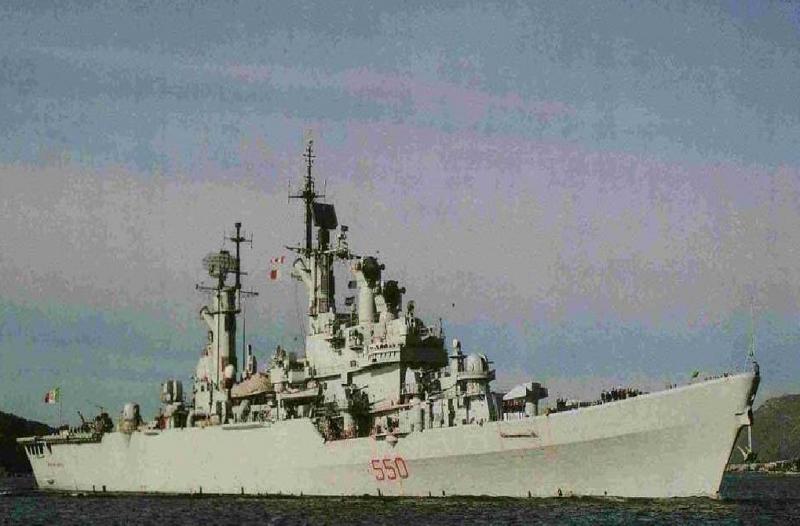 ITALIE CUIRASSES CLASSE LITTORIO (NOUVELLE VERSION) 899199CroiseurVittorioVeneto