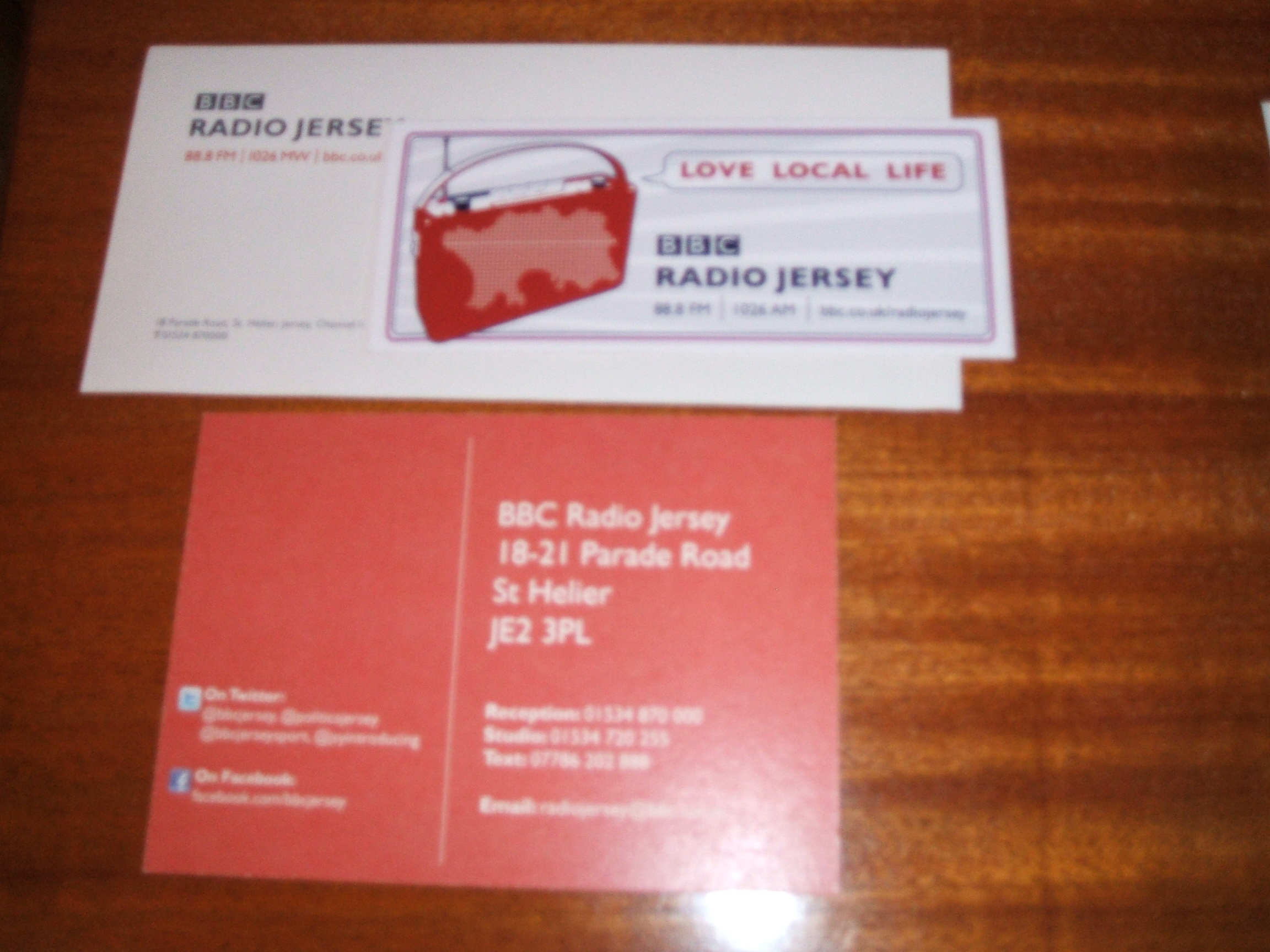 BBC Radio Jersey 1026kHz 899278Photo002