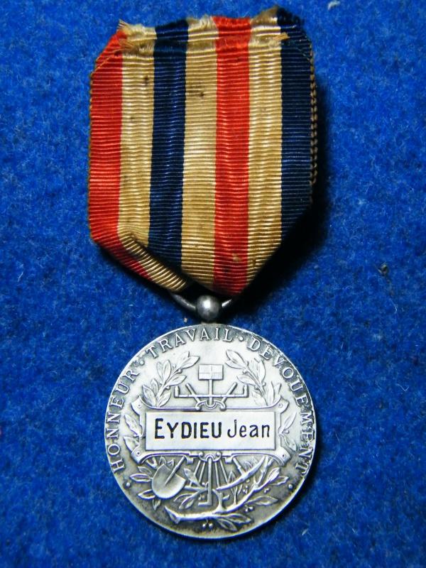Medaille d'Honneur de la Voirie modele Marey 899464018