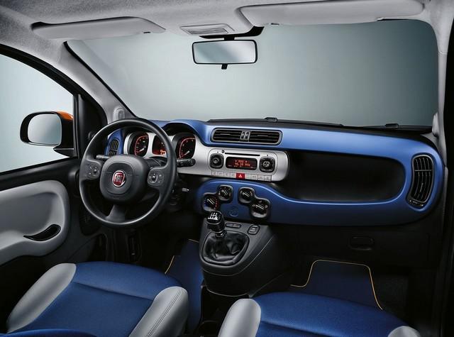 Commercialisation de la nouvelle Fiat Panda K-Way® 899720150223FiatPandaKWay04