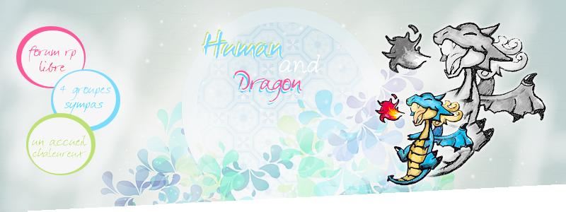 Human&Dragon