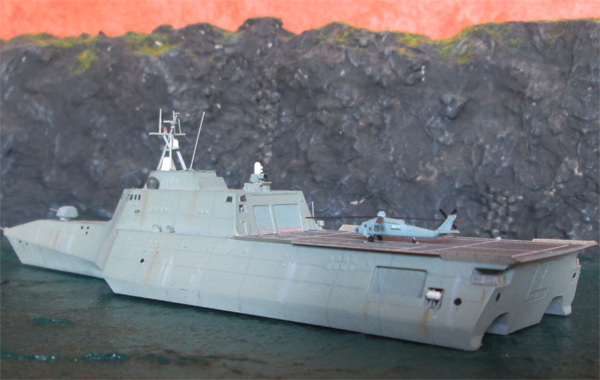 USS Independence (LCS-2)  1/700 900496IMG0523
