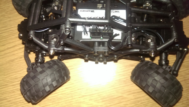 Mini Crawler Bacher Rocksta 1/24 901334IMAG2243