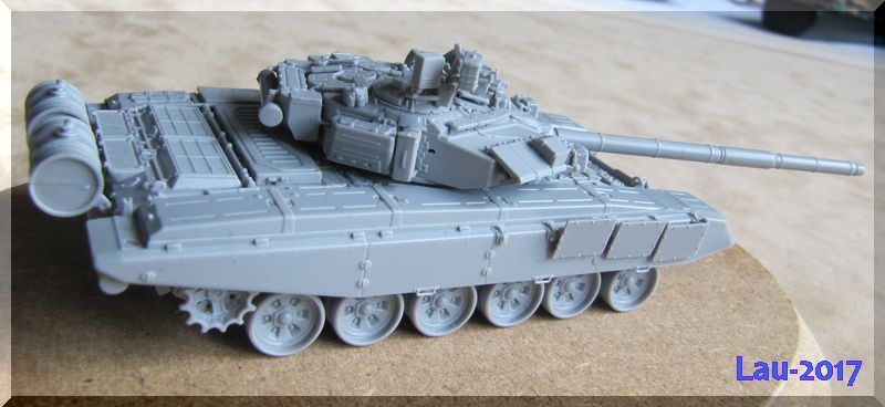 T-90 Zvezda 1/72ème 901586T9012