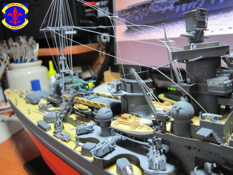 Croiseur de bataille Scharnhorst  au 1/350 de dragon - Page 8 901838IMG1502L