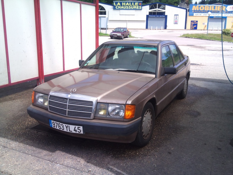Mercedes 190 1.8 BVA, mon nouveau dailly - Page 8 902961DSC2280