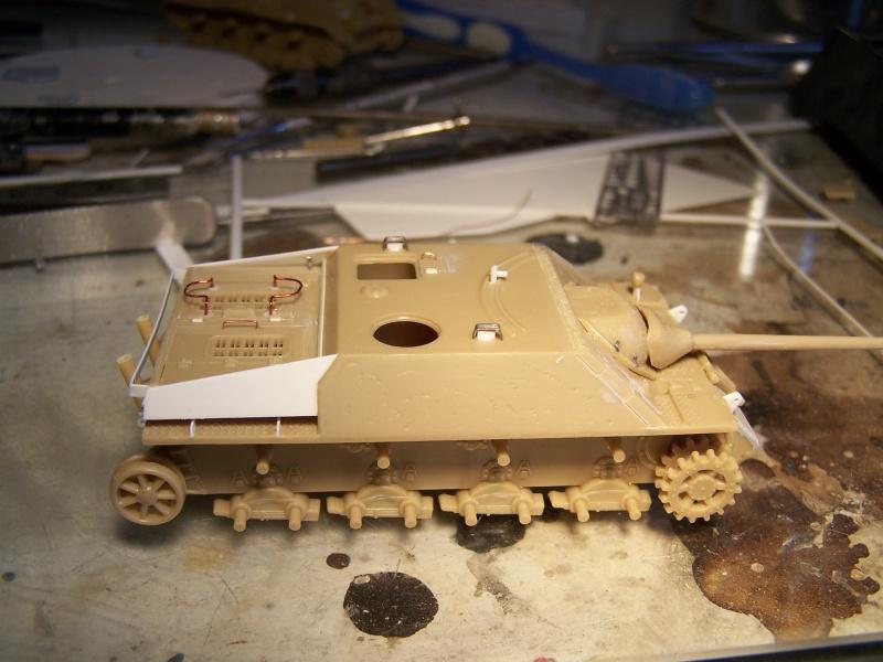 ( Esci 1/72) Jagdpanzer 4 L/70  (Terminé) 9029731005403