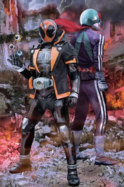 [PS4/PS3/PS Vita] Kamen Rider Battride War Genesis (MAJ 09/02/16) 902994BWG1