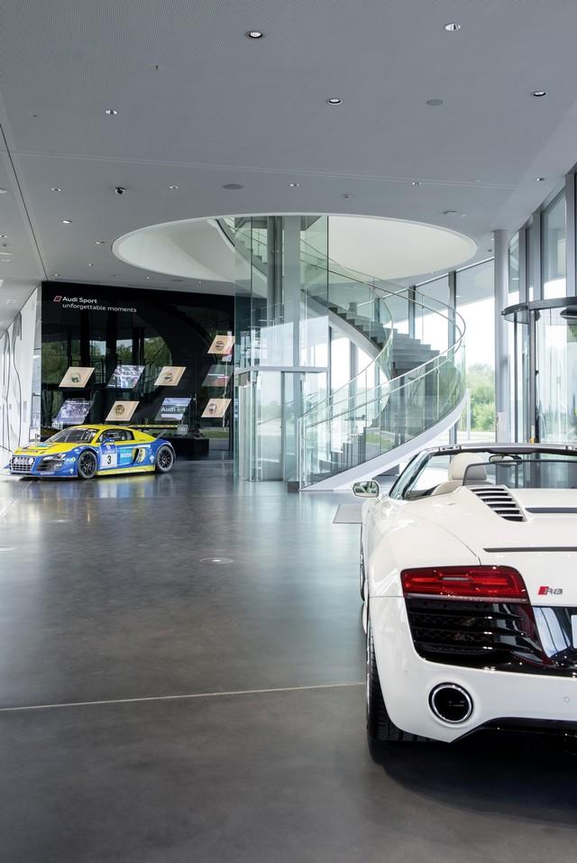 AUDI AG inaugure un complexe high-tech à Neubourg 903057AudiNeuburgcustomerbuilding3