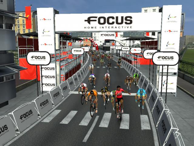 Vuelta - Tour d'Espagne / Saison 2 903152PCM0013