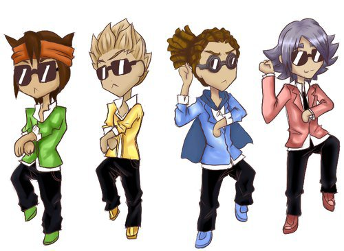 Inazuma Pictures Forever ! 8D 903281gangnameleven