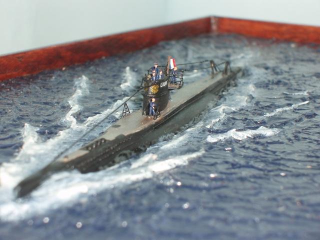 [Heller] sous-marin Laubie.  903743dio052
