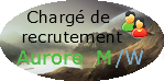 Chargé de recrutement (M/W)