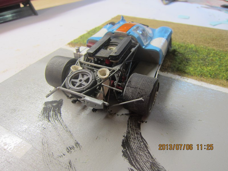"""Porsche 917 n°20 Film """"Le Mans """" 904419IMG1129Copier"""