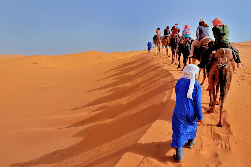 Mes ballades dans le désert de l'Erg Chebbi. 905029DSC2755