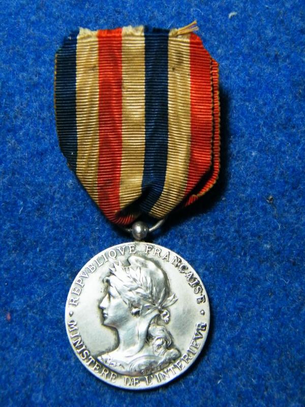 Medaille d'Honneur de la Voirie modele Marey 905069017