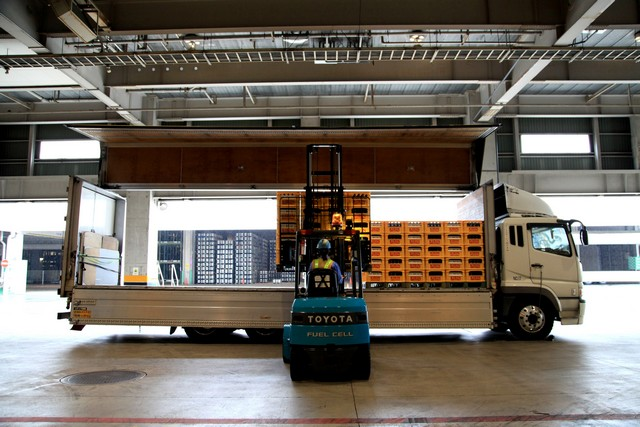 projet phare de chariots élévateurs à pile à combustible 905121201707120213