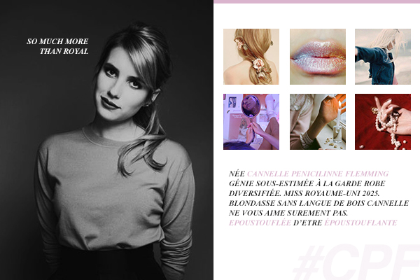 cannelle — so much more than royal ❞ 905153cannelleaesthetics
