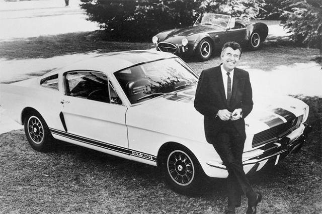 mustang shelby 350 GT 1965  kit monogram 1/24 . 905238pubmustang350gtavecCarollShelby
