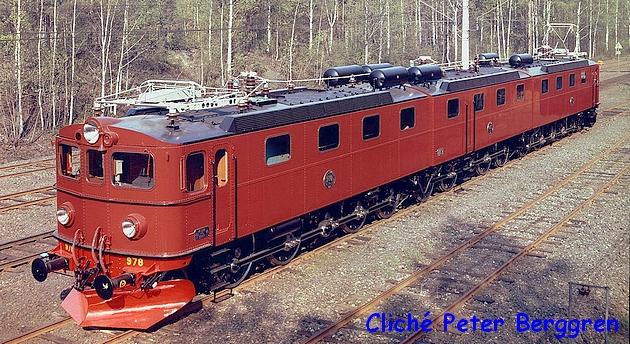 Les machines D/Da/Dm/Dm3 (base 1C1) des chemins de fer suèdois (SJ) 905464SJDm3976978977FalunTisken1960PeterBerggrenR
