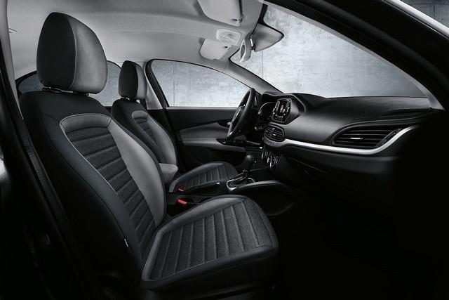 Le nom de la nouvelle berline compacte de Fiat enfin révélé : elle s'appelle TIPO 905492150521Fiatprogettoaegea04