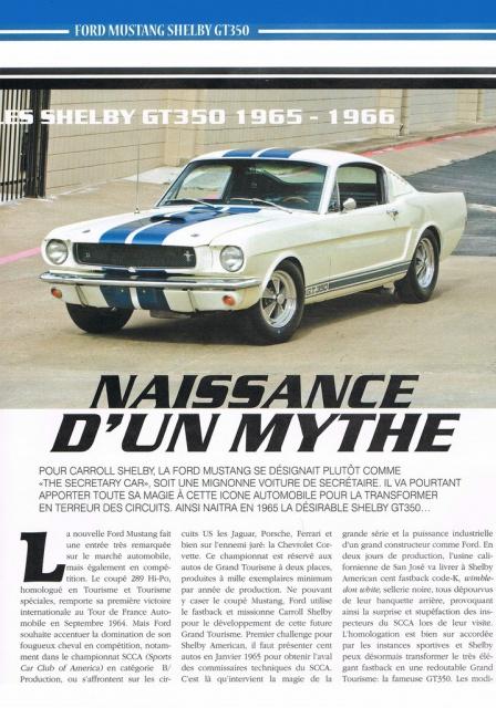 mustang shelby 350 GT 1965  kit monogram 1/24 . 905758pubmustangshelby350gt19652