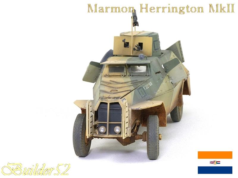 Marmon Herrington Mk.II - Grèce 1941 - IBG 1/35 906256P1040881